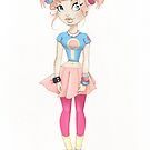Soft Candy by PinUpToons