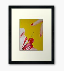 Passion fruit #2 Framed Print