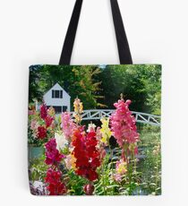 Beautiful Somesville Museum & Meeting House Tote Bag