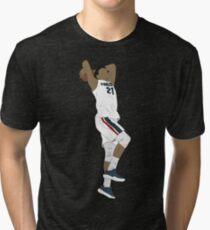 Rui Hachimura Dunk Tri-blend T-Shirt