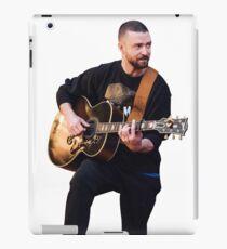 Justin Timberlake on Guitar iPad Case/Skin