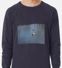 Duck days swimming Lightweight Sweatshirt