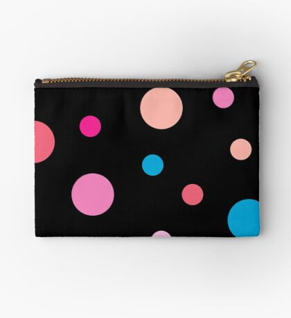 Linear Pink - Dots Studio Pouch
