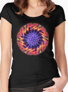 Hexaluft Women's Fitted Scoop T-Shirt