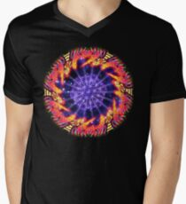 Hexaluft Men's V-Neck T-Shirt