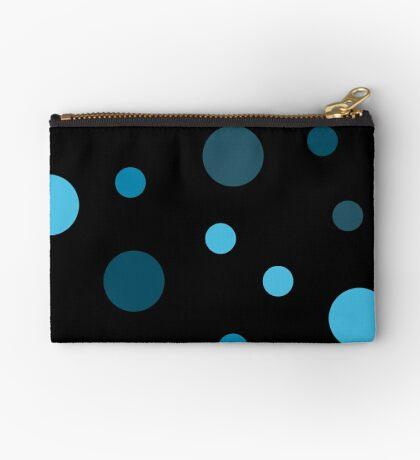 Linear Blue - Dots Studio Pouch