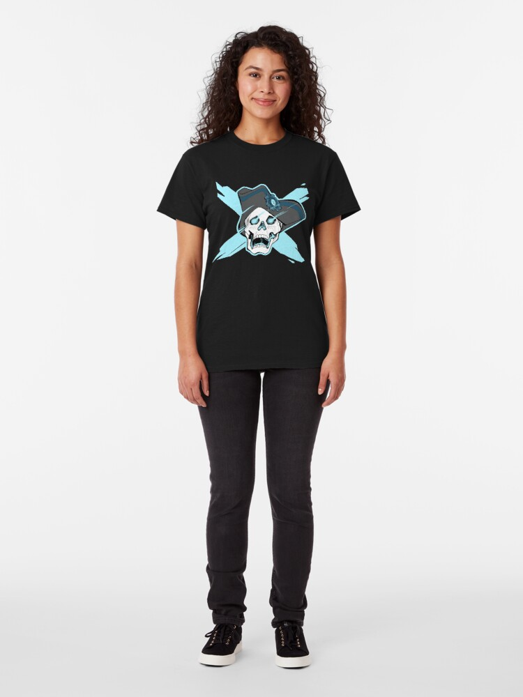 Alternate view of LESBIANS AT SEA Classic T-Shirt