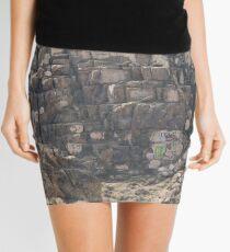 Rock formations Mini Skirt