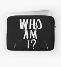 Who am I? Laptop Sleeve