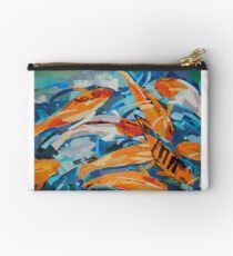 Goldfish Pond Studio Pouch
