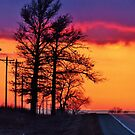 Sunset Highway  by lorilee