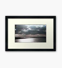 The Sun Still Shines Framed Print