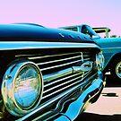 Parked Chrome by dotstarstudios