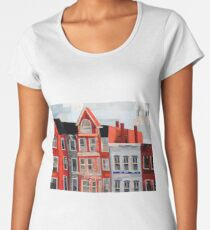 All in a Row Women's Premium T-Shirt