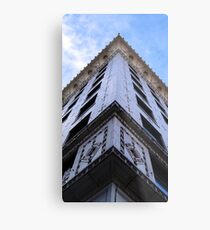All Along The Edge Metal Print