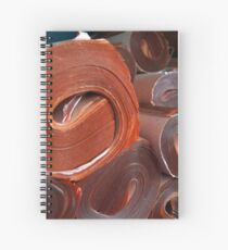 Old Parchments Spiral Notebook