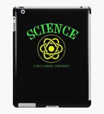 Funny Science Apparel iPad Case/Skin