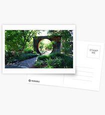 Doorway to Serenity Postcards