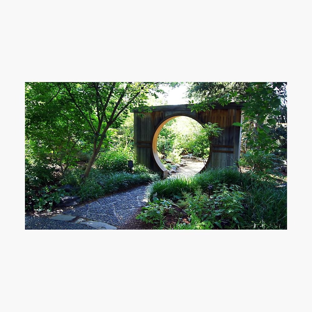 Doorway to Serenity Photographic Print