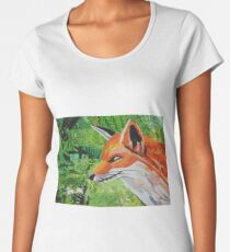 Foxy Women's Premium T-Shirt