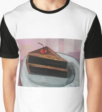 A Piece of Cake Graphic T-Shirt