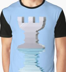 Pixel Rook Graphic T-Shirt