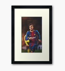 Philippe Coutinho Framed Print