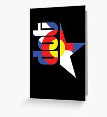 DotStar Studios x Colorado Love Greeting Card