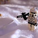 Snow Trooper by dotstarstudios