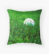 Summer Icon Throw Pillow