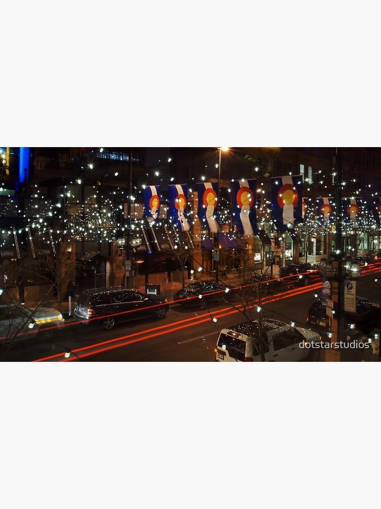 The Lights of Larimer Square by dotstarstudios