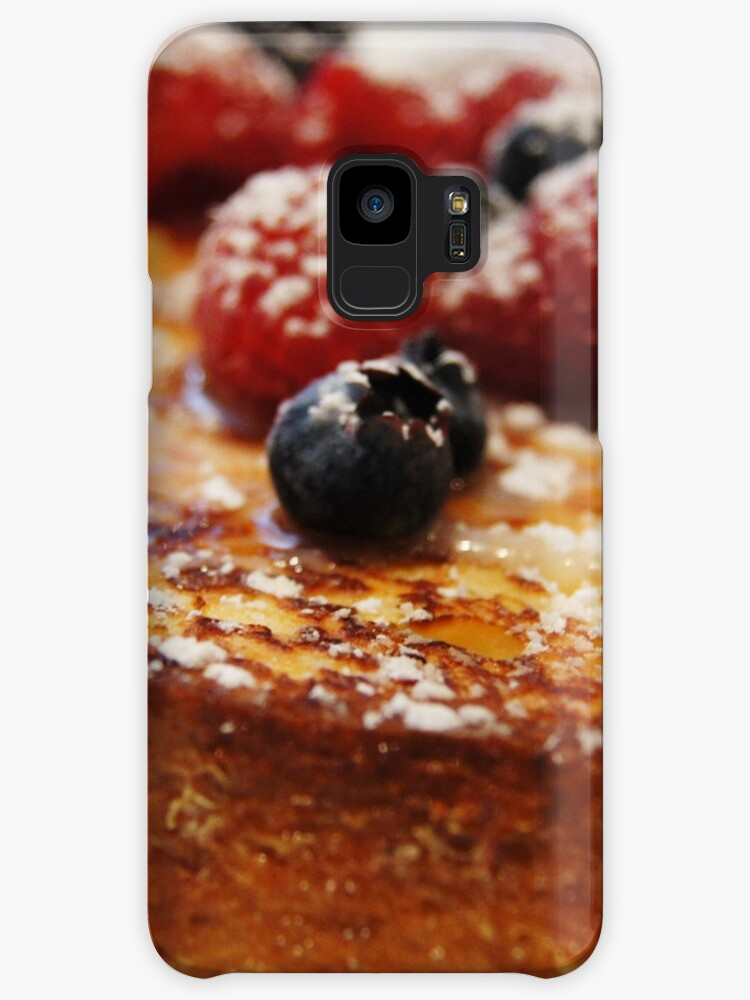 Brioche French Toast with Berries by dotstarstudios