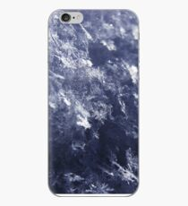 Frosted Snowflakes HDR iPhone Case