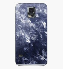 Frosted Snowflakes HDR Case/Skin for Samsung Galaxy