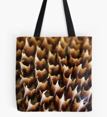 Flames In Nature Tote Bag