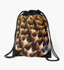 Flames In Nature Drawstring Bag