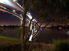 Gateway Bridge 2 by W E NIXON  PHOTOGRAPHY
