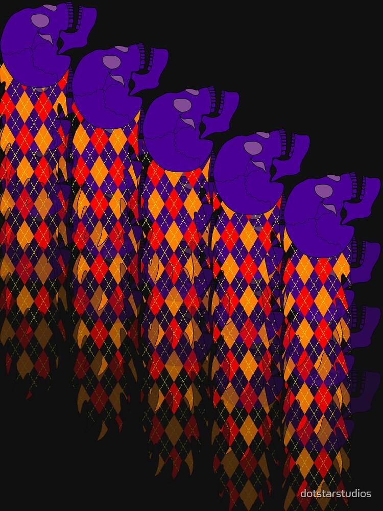 Skull Madness by dotstarstudios