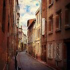 The road is narrow by Karen Scrimes
