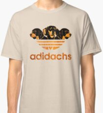 AdiDachshund Classic T-Shirt