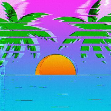Beach by Aesthetic909