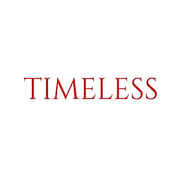 TimeLess by Aesthetic909