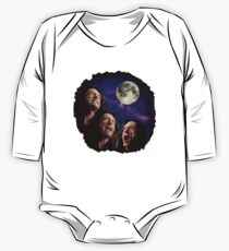 Three Wiseau Moon One Piece - Long Sleeve