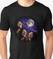 Three Wiseau Moon Unisex T-Shirt