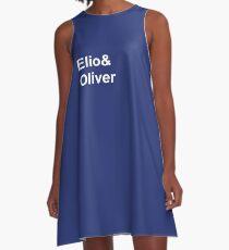 Elio & Oliver A-Line Dress