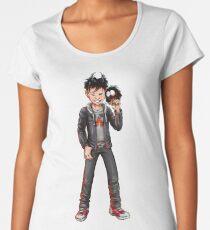 LUZIFER JUNIOR Frauen Premium T-Shirts