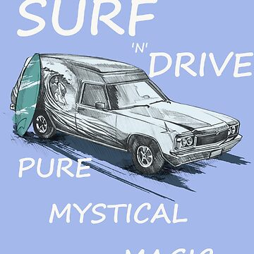 Surf 'n' Drive by BeautonFashions