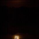 Moonlight Silhouette  by Simon Hodgson