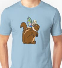 Faerie and Squirrel T-Shirt