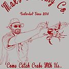 Max's Crabbing Co. by theyellowsnowco